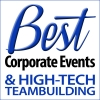 Best Corporate Events & High Tech Teambuilding