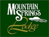 Mountain Springs Lodge